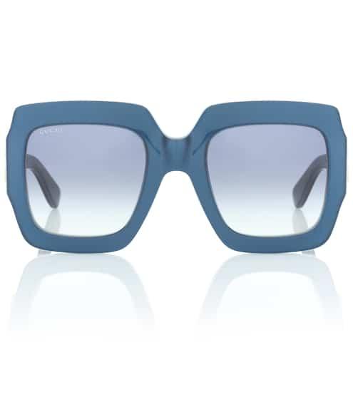 beb20a2009 Oversized square sunglasses