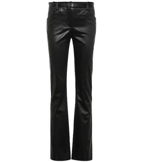 23bd544d6f3cd Leather Pants for Women   Designer Clothes at Mytheresa