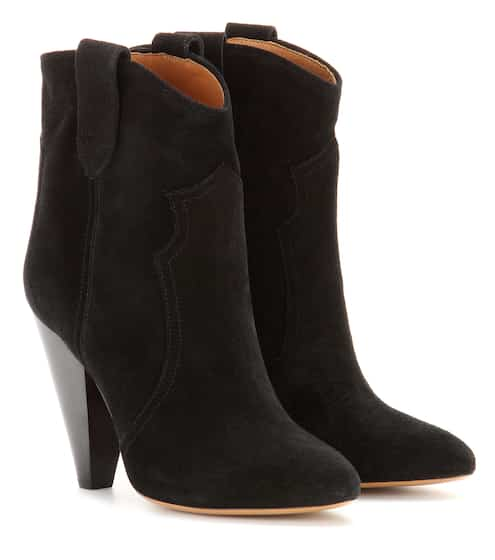 5fb63166979 Isabel Marant Etoile Suede Boots - Best Picture Of Boot Imageco.Org