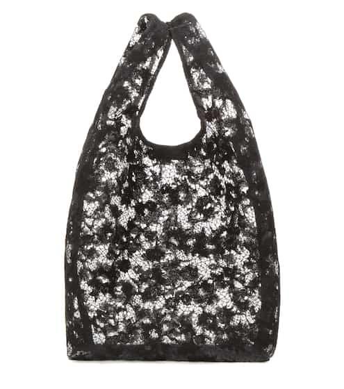 designer handbag sale 9mxs  Lace shopper  Balenciaga