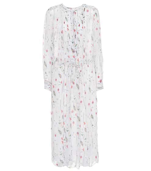 [SALE] 이자벨 마랑 에뚜왈 바피트 윤아 착용 원피스 Isabel Marant, Étoile Baphir silk dress
