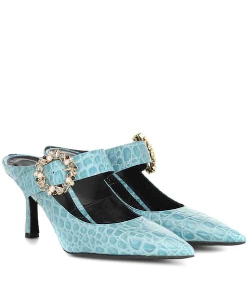 a36a67923df Women s Mules - Designer Shoes   Slides at Mytheresa