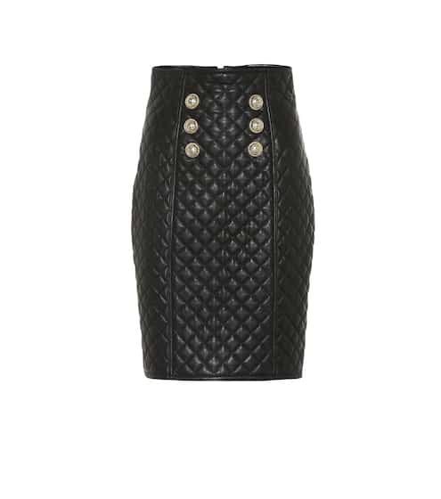 2889fc0a1 Leather Skirts | Women's Clothes online at Mytheresa