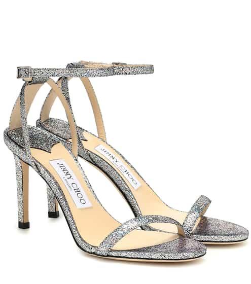 Para Salón Taconesamp; Jimmy Sandalias Choo Zapatos De MujerMytheresa 7vbIY6gfym