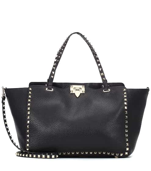 b972dc8b4 Valentino Garavani Rockstud leather tote | Valentino