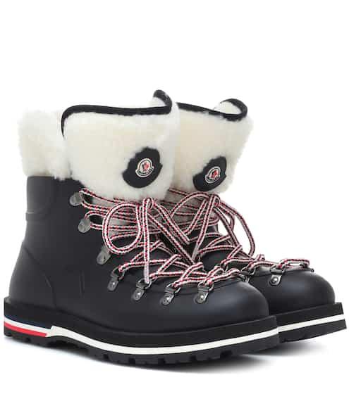 39596b189 Moncler Inaya Rubber Boots from mytheresa - Styhunt