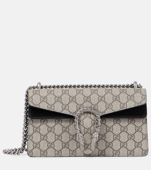 구찌 Gucci Dionysus GG Supreme Small shoulder bag