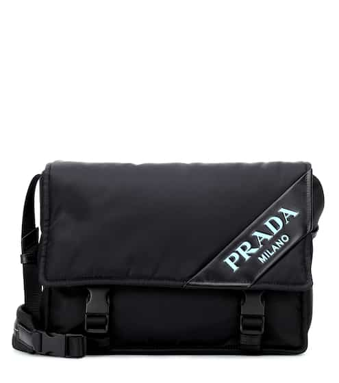 Nylon Shoulder Bag Prada