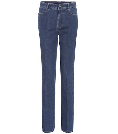 Stella McCartney High-Rise Skinny Jeans
