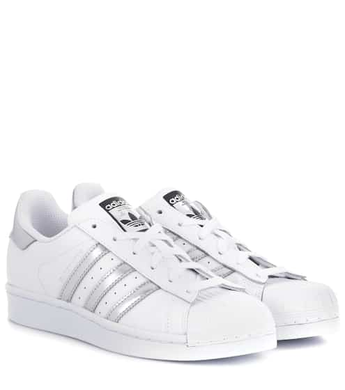 Adidas Originals Sneakers Superstar Foundation aus Leder