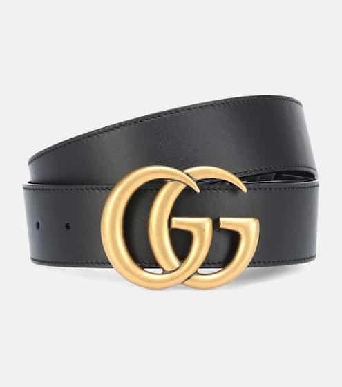 구찌 Gucci Leather belt
