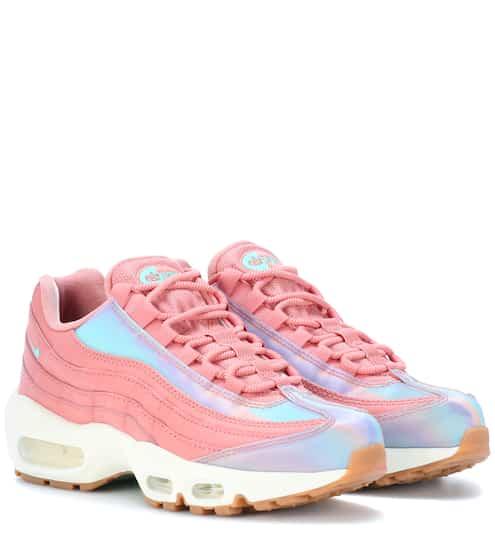Nike Sneakers Air Max 95 aus Leder