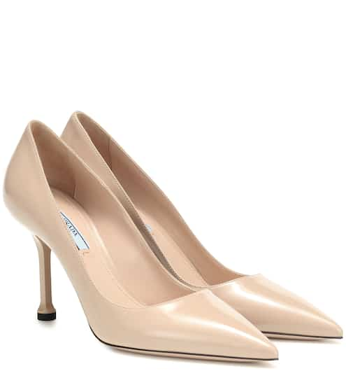 0bc6d597c NEW ARRIVAL; NEWSEASON. Leather pumps | Prada. Prada