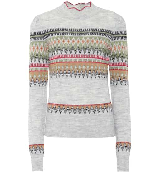Isabel Marant, Étoile Pullover Blake mit Wolle