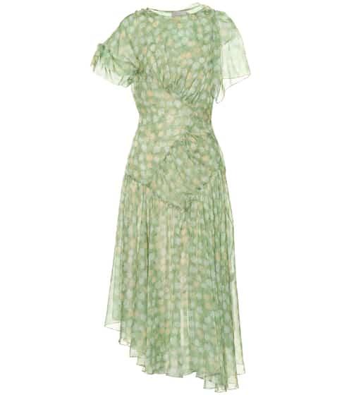 7d799d4fc Etta floral chiffon midi dress | Preen by Thornton Bregazzi