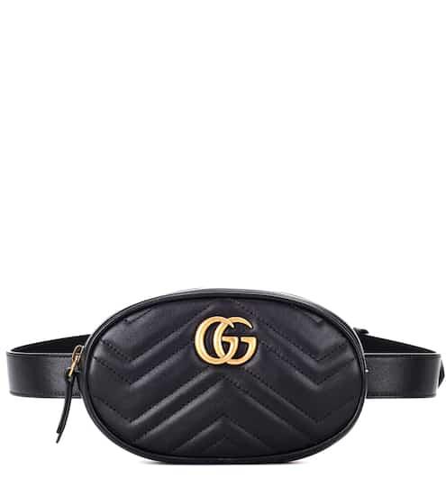 Cahier Studded Leather Belt Bag - Prada  d8af3a2434bdb