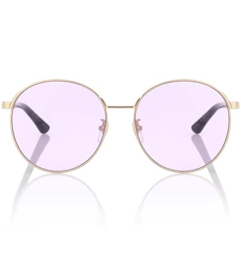 구찌 Gucci Exclusive to Mytheresa – round sunglasses