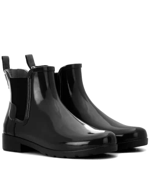 Hunter Gummistiefel Original Refined Chelsea