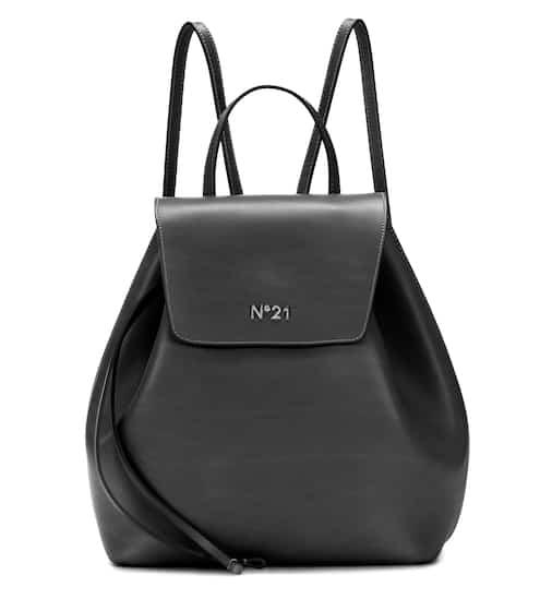 N°21 Rucksack aus Leder