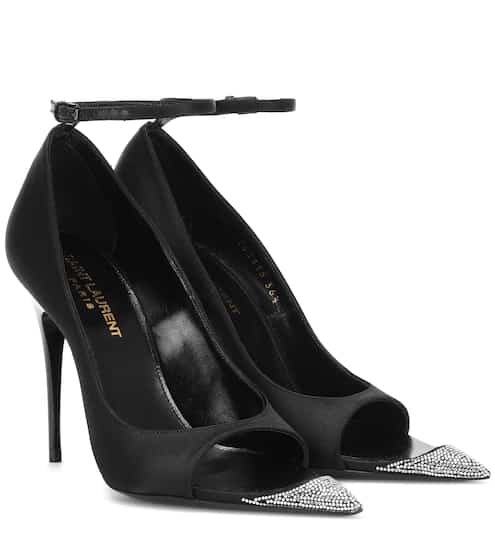 ddf7e8d6c Saint Laurent - Designer Shoes for Women