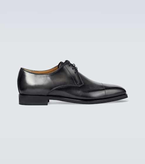 벨루티 클래식 인피니 더비 슈즈 Berluti Classic Infini leather Derby shoes