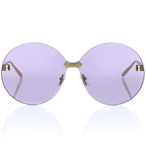 구찌 Gucci Round sunglasses