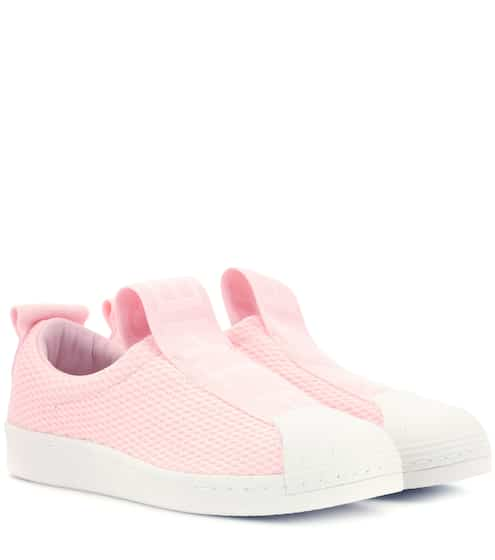 adidas superstar scivolare sulle scarpe da ginnastica da neiman marcus styhunt