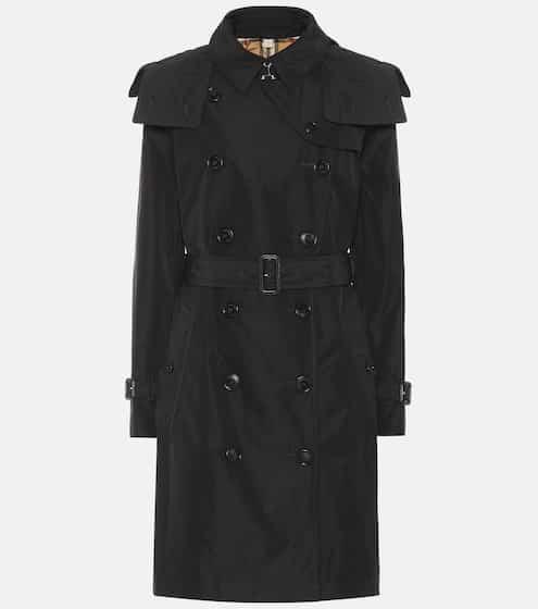 버버리 트렌치 코트 Burberry Kensington hooded trench coat