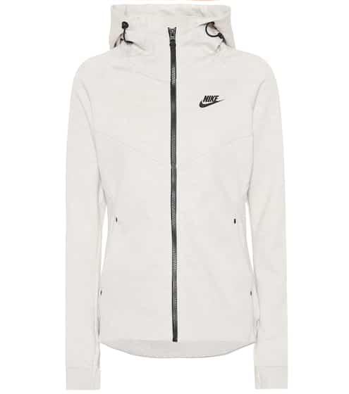 Nike Hoodie Tech Fleece mit Baumwollanteil