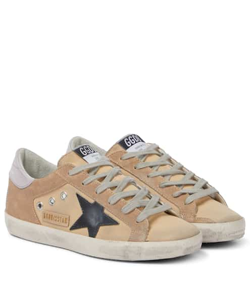 골든구스 Golden Goose Superstar canvas sneakers