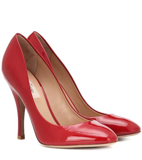 1d84d28f0f9 Valentino Garavani Killer Studs patent leather pumps
