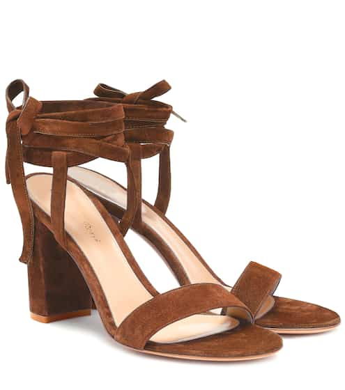 e584d8178 Exclusive to Mytheresa – Gaia 85 suede sandals