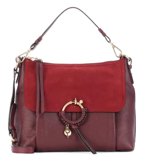 See By Chloé Schultertasche Joan Large aus Leder