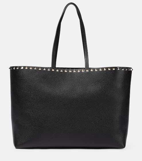 71927423090b Valentino Garavani Rockstud leather tote