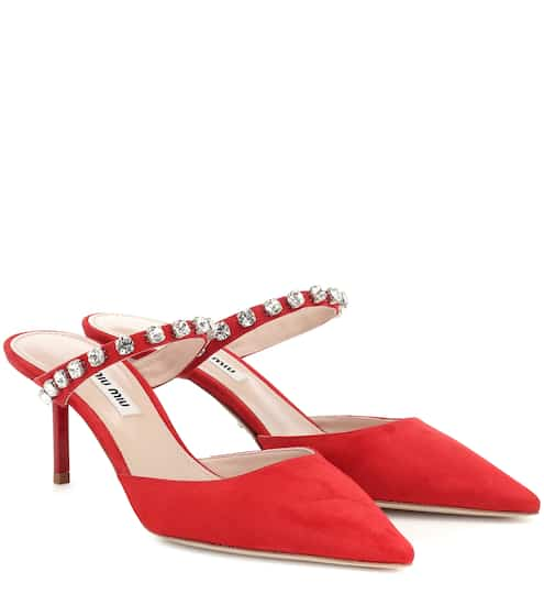 507a8a938 Miu Miu - Designer Shoes for Women
