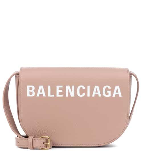 5b8181384 Ville Day XS leather shoulder bag | Balenciaga