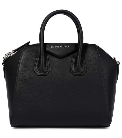 지방시 Givenchy Antigona Mini leather shoulder bag