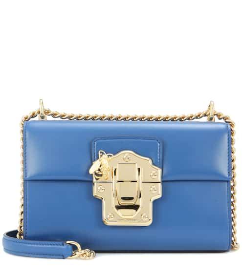 Dolce & Gabbana Schultertasche Lucia Small aus Leder