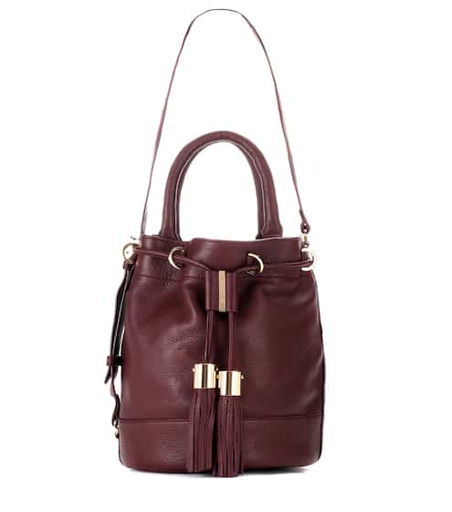 See By Chloé Bucket-Bag Vicki Large aus Leder