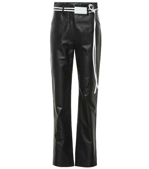 b2bfbb49951f8e Designer Lederhosen für Damen online shoppen