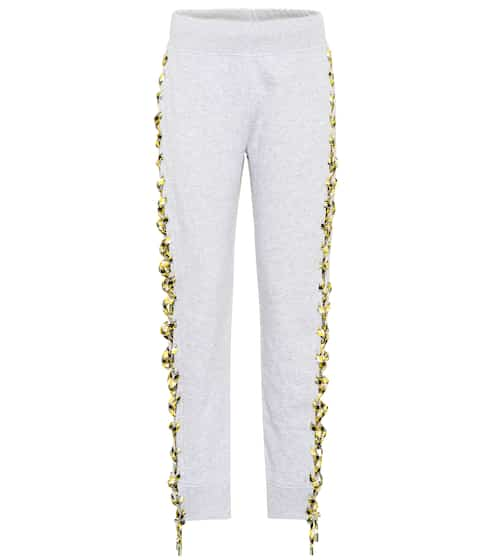 Acne Studios Trackpants Diana aus Baumwolle