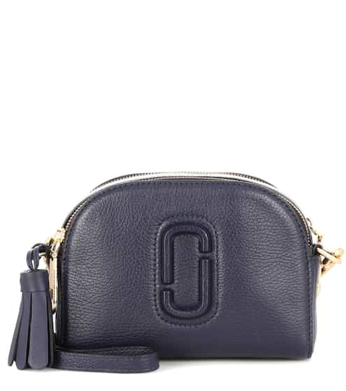 9b7bc9f65436 Marc Jacobs Shutter Small Leather Crossbody Bag