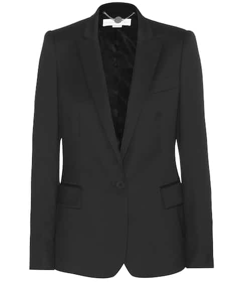 Stella McCartney Blazer Ingrid aus Wolle