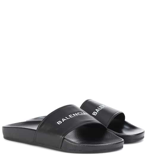 balenciaga sandals 2018
