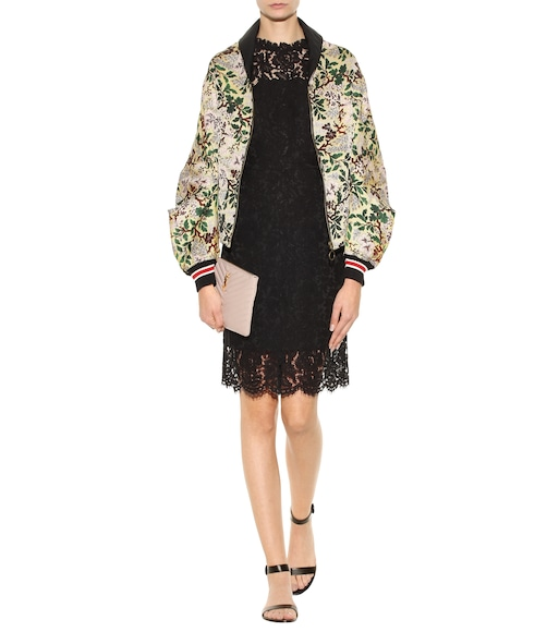 Diane von Furstenberg - Alma lace dress - mytheresa.com