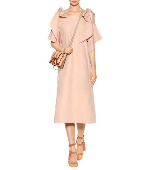 Chloé - Cotton dress - mytheresa.com