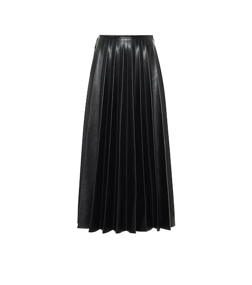 Peter Do - High-rise faux leather skirt - mytheresa.com