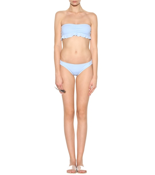 Beth Richards - Chloé bandeau swim top - mytheresa.com