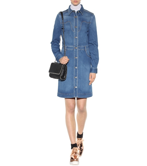 Stella McCartney - Denim dress - mytheresa.com
