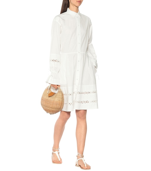 Polo Ralph Lauren - Cotton shirt dress - mytheresa.com